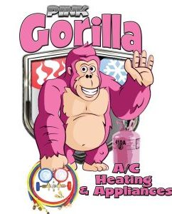 Pink Gorilla A/C Heating & Appliances.